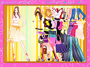 Click to Play Sarah Dressup