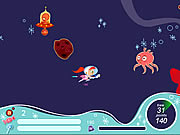 Click to Play Atomic Betty and the Space Invaders
