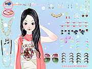 Click to Play Melody Dressup