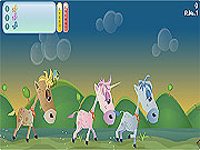 Click to Play Horsey Racing