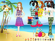 Click to Play Miami Beach Dressup