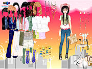 Click to Play Mystery Date Dress Up