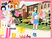 Click to Play Uni Day Dress Up