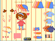 Click to Play Dress Chibi