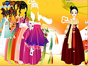 Click to Play Korean Dress Up