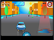 Click to Play Orange Josh in Crazy Rides