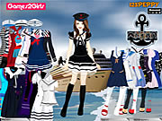 Click to Play Tandy Sailor Girl Dressup Game