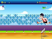 Click to Play 110m Hurdles