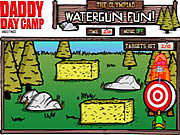 Click to Play Daddy Day Camp Watergun Fun