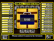 Click to Play Deal or No Deal 2