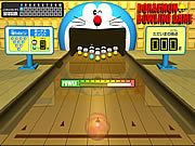 Click to Play Doraemon Bowling