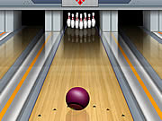 Click to Play Bowling