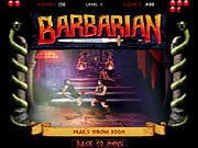 Click to Play The Barbarian