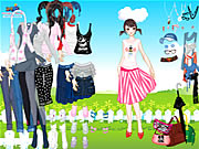 Click to Play Astrid Dressup