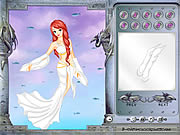 Click to Play Sea Fairy Dressup