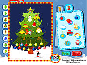 Click to Play Making Christmas Tree