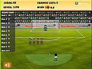 Click to Play Best Free Kick