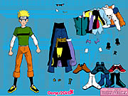 Click to Play Naruto Dressup
