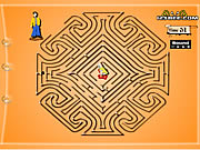 Click to Play Maze Game - Game Play 6