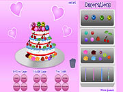 Click to Play Cake Decorate