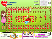 Click to Play Valentines Heart Sneak