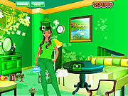 Click to Play St. Patricks Day Room Decor