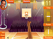 Click to Play Eddie's Shot Clock Showdown