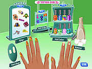 Click to Play Nail Fashion