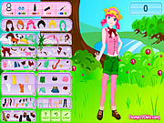 Click to Play My Forest Dress