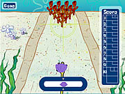 Click to Play Spongebob Squarepants in Bikini Bottom Bowling