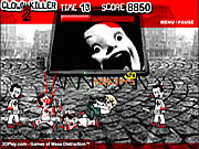 Click to Play Clown Killer 2