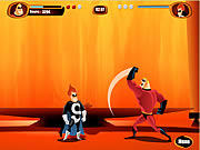 Click to Play The Incredibles - Save the Day