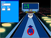 Click to Play Sonic the Hedgehog - SonicX Bowling