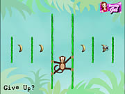 Click to Play Jungle Spider Monkey