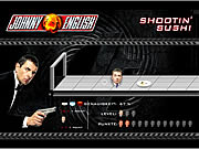 Click to Play Johnny English - Shootin' Sushi