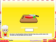 Click to Play World Class Chef: Spain