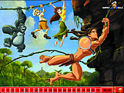 Click to Play Hidden Numbers - Tarzan