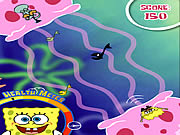 Click to Play Spongebob Squarepants - Trouble Chef