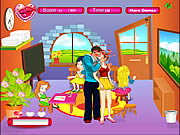 Click to Play Kindergarten Kiss