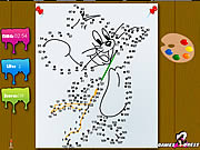 Click to Play Dot To Dot Jerry