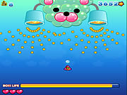 Click to Play Ball Barrage Shooting