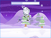 Click to Play Snowy Pony