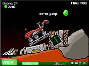 Click to Play Alien Rover