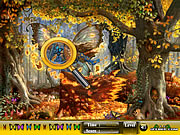 Click to Play Butterfly Fantasy - Hidden Butterflies