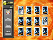 Click to Play Naruto Memory Match