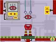 Click to Play Mickey's Robot Laboratory