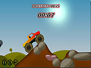 Click to Play Monster Wheels