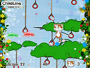 Click to Play Cat Climbing