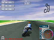 Click to Play Motorcycle Racer