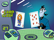 Click to Play Kim Possible: Card Clash